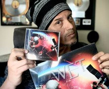 "Jeff Scott Soto, ""Just Got My Copies Of The New W.E.T. Album 'RETRANSMISSION' – CD/LP/STREAM – 2021"