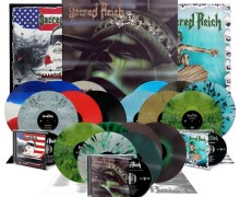 Sacred Reich Reissues Announced for 'Ignorance,' 'Surf Nicaragua,' & 'The American Way' CD/LP – 2021
