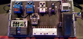 Randy Bachman's Guitar Pedals – Pedalboard – Rig Rundown – Bachman Turner Overdrive – The Guess Who