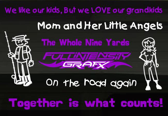Family Sticker Idea #7