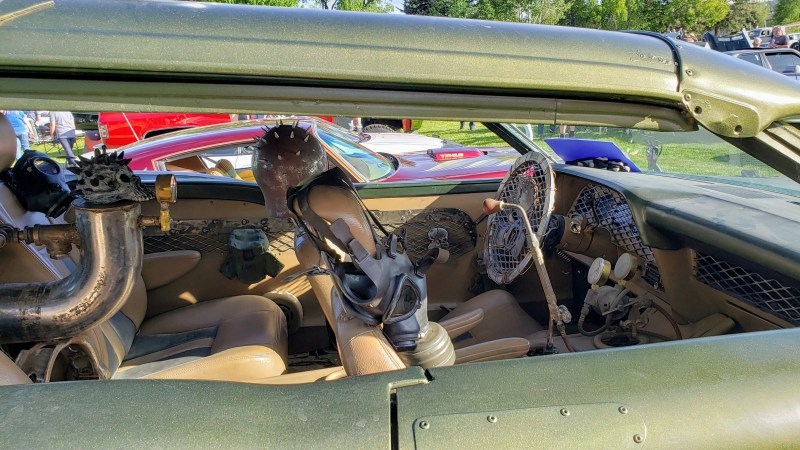 Mad Max's Car