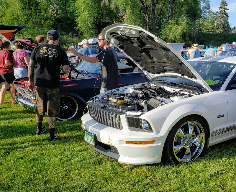 Ford Shelby GT Mustang