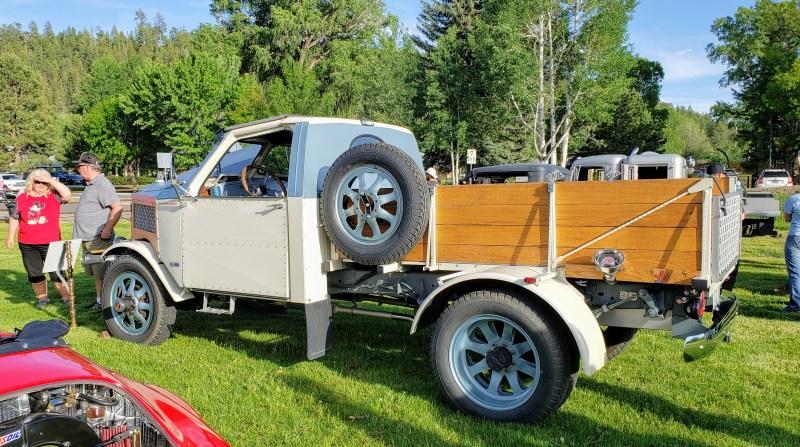 Wild Custom Woody Truck