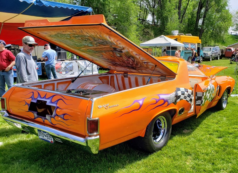 Best of Show Chevy El Camino