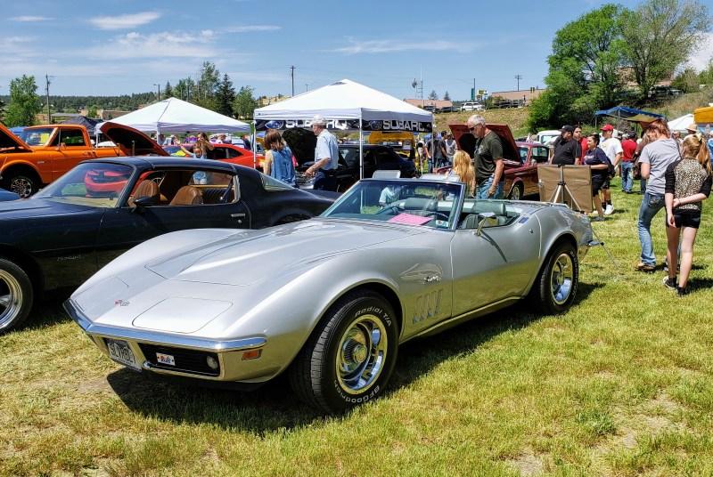 Corvette Silver Stingray