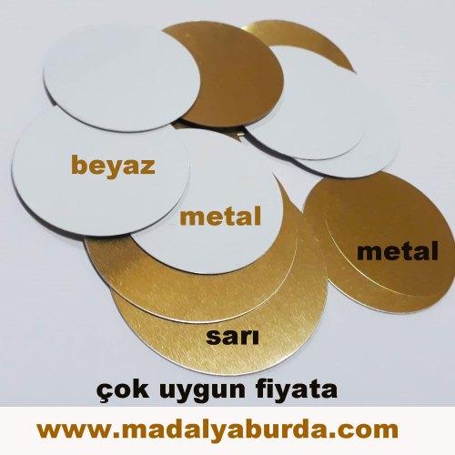 madalya-metal-göbek--baskısı