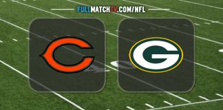 Chicago Bears vs Green Bay Packers