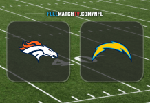 Denver Broncos vs Los Angeles Chargers