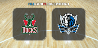 Milwaukee Bucks vs Dallas Mavericks