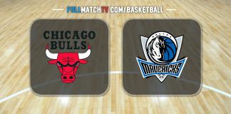 Chicago Bulls at Dallas Mavericks