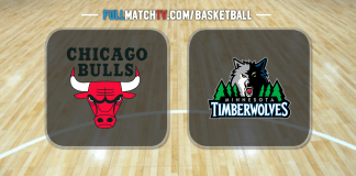 Chicago Bulls vs Minnesota Timberwolves
