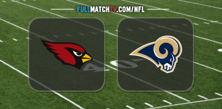 Arizona Cardinals vs Los Angeles Rams