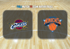 Cleveland Cavaliers vs New York Knicks