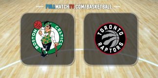 Boston Celtics vs Toronto Raptors