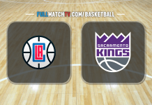 Los Angeles Clippers vs Sacramento Kings
