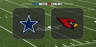 Dallas Cowboys vs Arizona Cardinals