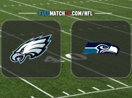Philadelphia Eagles vs Seattle Seahawks