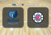 Memphis Grizzlies vs Los Angeles Clippers