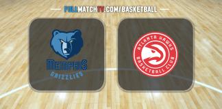 Memphis Grizzlies vs Atlanta Hawks