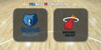 Memphis Grizzlies at Miami Heat