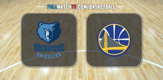 Memphis Grizzlies vs Golden State Warriors
