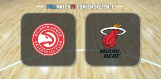 Atlanta Hawks vs Miami Heat