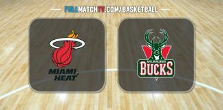 Miami Heat vs Milwaukee Bucks