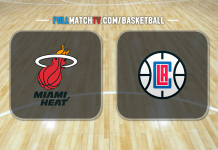 Miami Heat vs Los Angeles Clippers