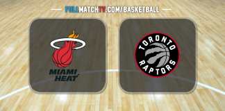 Miami Heat vs Toronto Raptors