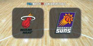 Miami Heat vs Phoenix Suns