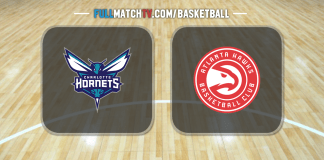 Charlotte Hornets vs Atlanta Hawks