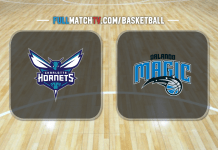 Charlotte Hornets vs Orlando Magic