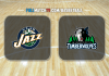 Utah Jazz vs Minnesota Timberwolves