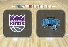 Sacramento Kings vs Orlando Magic