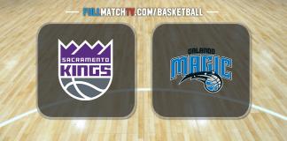 Sacramento Kings vs Orlando Magic