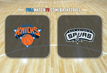 New York Knicks vs San Antonio Spurs
