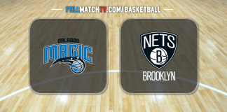 Orlando Magic vs Brooklyn Nets