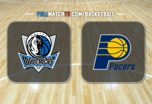 Dallas Mavericks vs Indiana Pacers