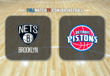 Brooklyn Nets vs Detroit Pistons