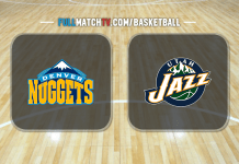 Denver Nuggets vs Utah Jazz