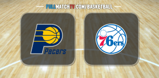 Indiana Pacers vs Philadelphia 76ers