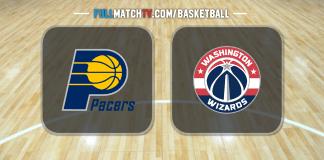 Indiana Pacers vs Washington Wizards