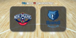 New Orleans Pelicans vs Memphis Grizzlies