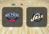 New Orleans Pelicans vs Utah Jazz