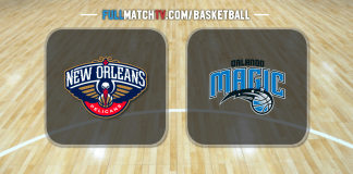 New Orleans Pelicans vs Orlando Magic