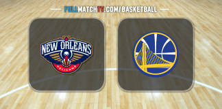 New Orleans Pelicans vs Golden State Warriors