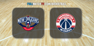New Orleans Pelicans at Washington Wizards