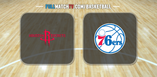 Houston Rockets vs Philadelphia 76ers