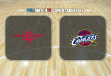 Houston Rockets at Cleveland Cavaliers
