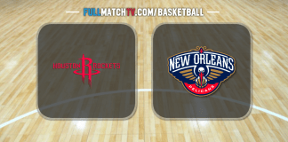 Houston Rockets vs New Orleans Pelicans